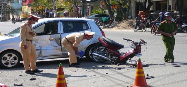 Thời gian giải quyết một vụ tai nạn giao thông là bao lâu? - 1
