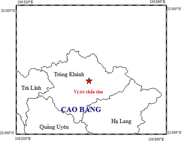 Cao ốc ở Hà Nội lại rung lắc nhẹ do ảnh hưởng động đất - 1
