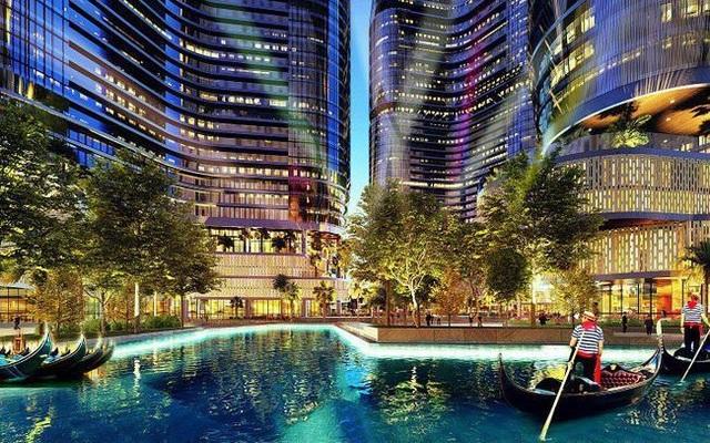 Dự án căn hộ resort tại Quận 7, TPHCM đào sông trong lòng dự án, phát triển 4.000 vườn nhiệt đới trên không - 3