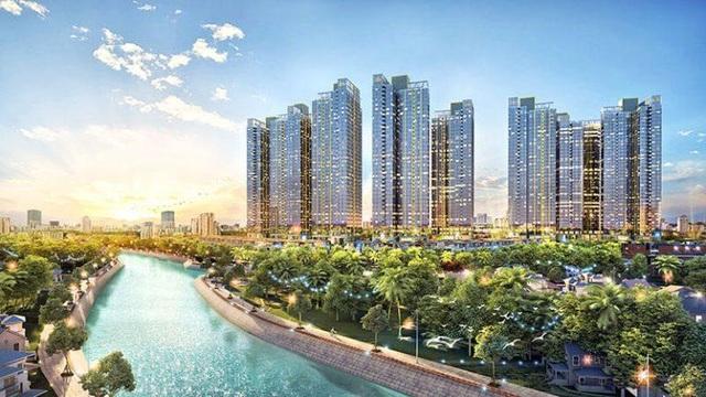 Dự án căn hộ resort tại Quận 7, TPHCM đào sông trong lòng dự án, phát triển 4.000 vườn nhiệt đới trên không - 9