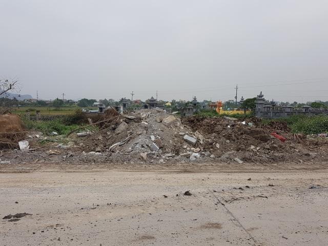 """Ninh Bình: Cận cảnh tuyến đường hơn 100 tỷ đồng chưa bàn giao đã """"nát bét""""! - 11"""