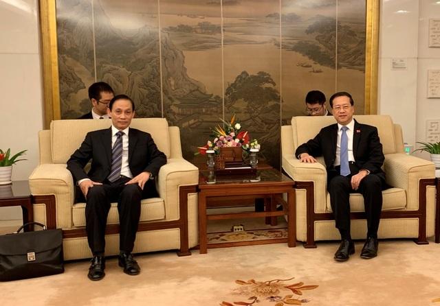 Việt - Trung trao đổi việc kiểm soát, xử lý bất đồng trên Biển Đông - 1
