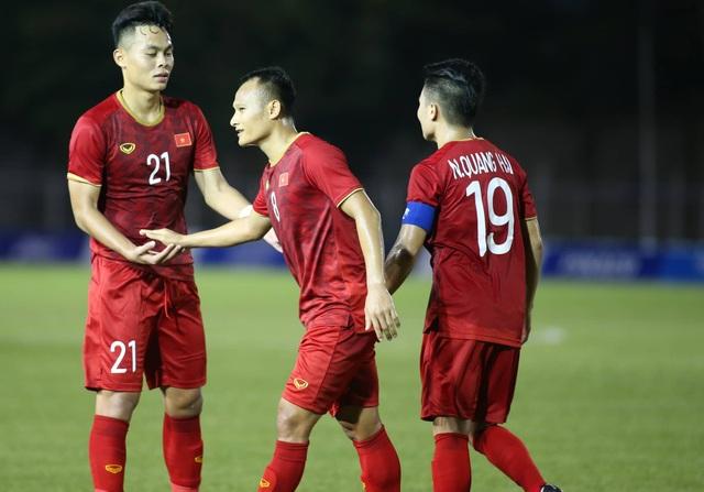 U22 Việt Nam 2-1 U22 Indonesia: Cú ngược dòng ngoạn mục - 41