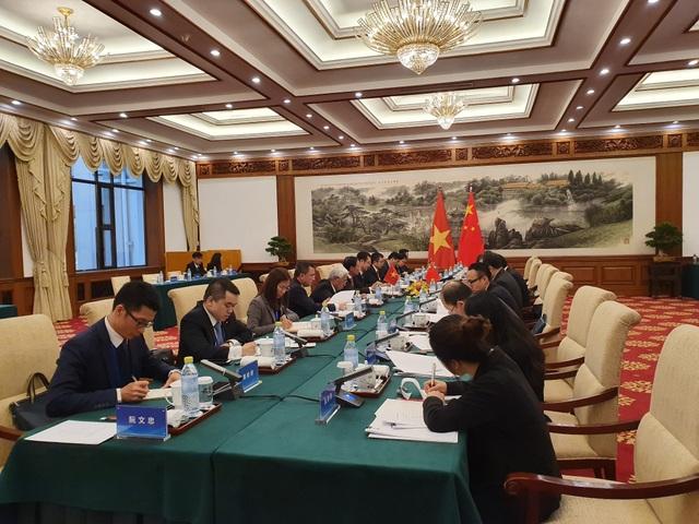 Việt - Trung trao đổi việc kiểm soát, xử lý bất đồng trên Biển Đông - 2
