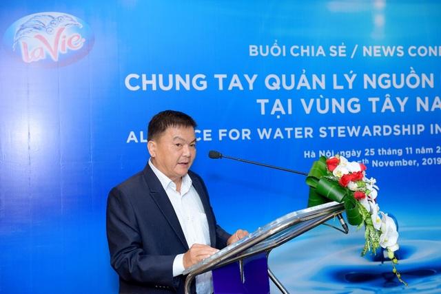 Chung tay quản lý nguồn nước Đồng bằng Sông Cửu Long - 1