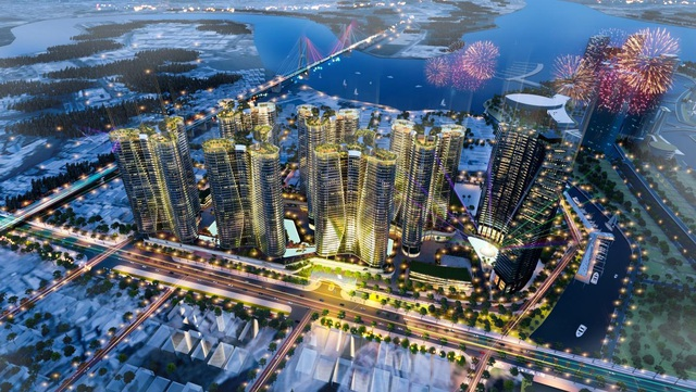 Những dự án chi nghìn tỷ phát triển tiện ích tại khu Nam Sài Gòn - 2