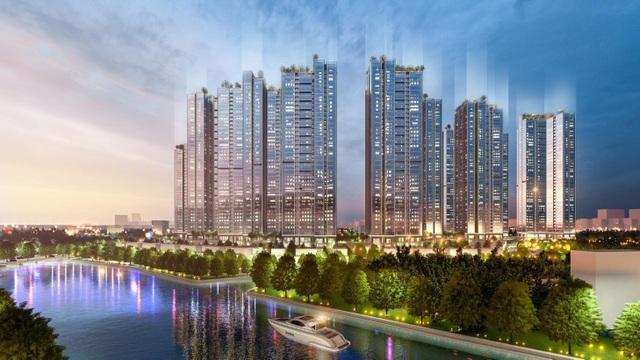 Những dự án chi nghìn tỷ phát triển tiện ích tại khu Nam Sài Gòn - 3