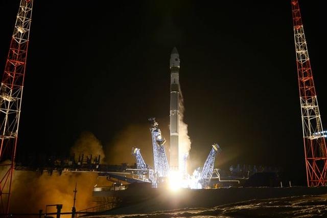 Quân đội Nga phóng vệ tinh giám sát bí mật vào qũy đạo - 1