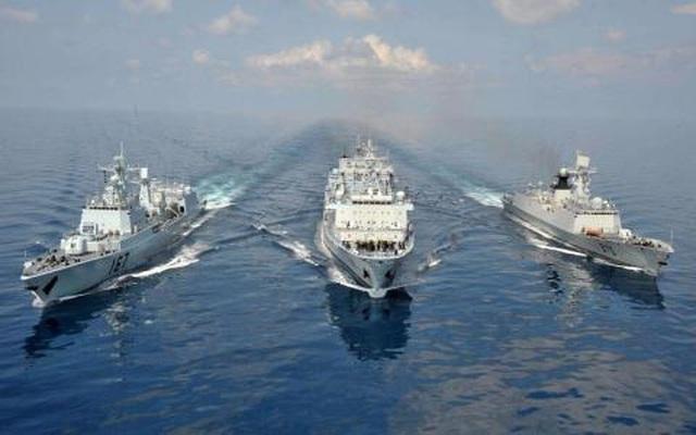 Mỹ bảo vệ không công 91% dầu Trung Quốc qua eo Hormuz - 1