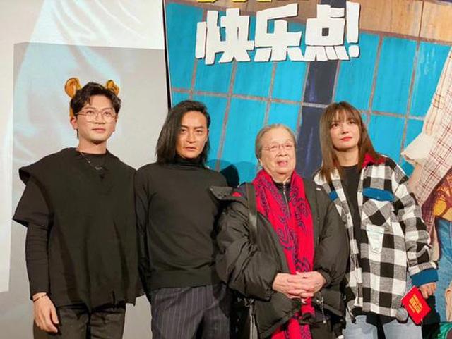 Dung Ma Ma Lý Minh Khải tái hợp Tiểu Yến Tử Triệu Vy sau 20 năm - 2