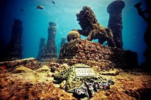 Thành phố người chết dưới lòng đại dương - 3