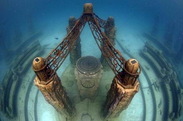 Thành phố người chết dưới lòng đại dương - 4
