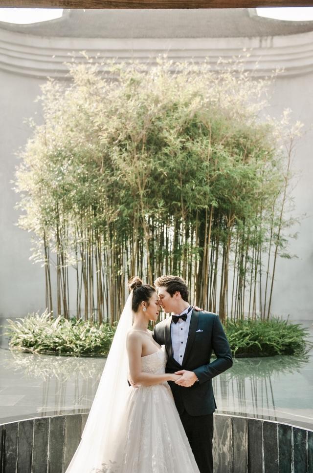 Trước thềm hôn lễ với chồng Tây, Hoàng Oanh khoe trọn ảnh cưới như mơ - 18