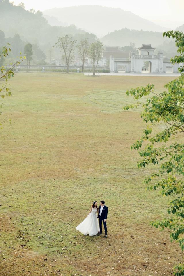 Trước thềm hôn lễ với chồng Tây, Hoàng Oanh khoe trọn ảnh cưới như mơ - 17