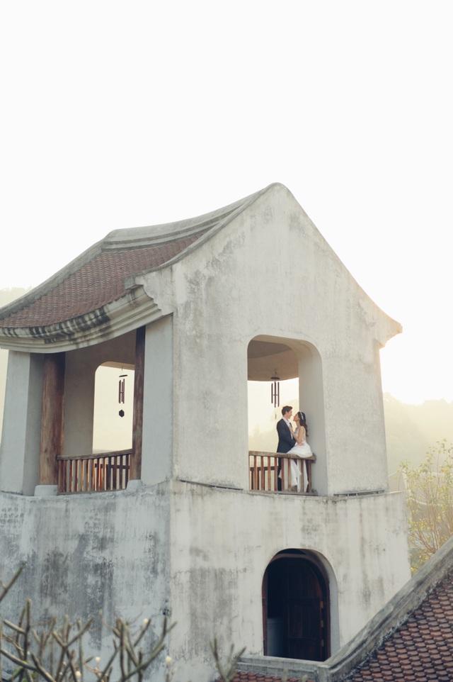 Trước thềm hôn lễ với chồng Tây, Hoàng Oanh khoe trọn ảnh cưới như mơ - 7