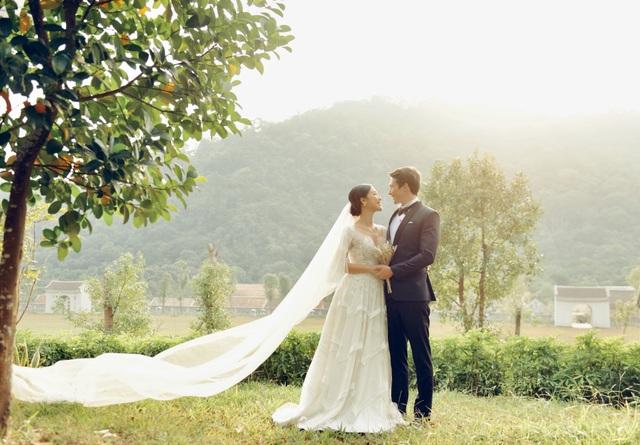 Trước thềm hôn lễ với chồng Tây, Hoàng Oanh khoe trọn ảnh cưới như mơ - 19
