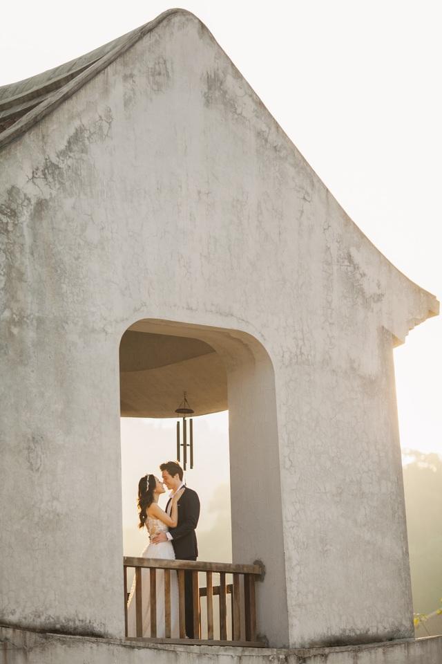 Trước thềm hôn lễ với chồng Tây, Hoàng Oanh khoe trọn ảnh cưới như mơ - 6