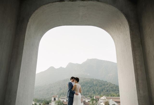 Trước thềm hôn lễ với chồng Tây, Hoàng Oanh khoe trọn ảnh cưới như mơ - 10
