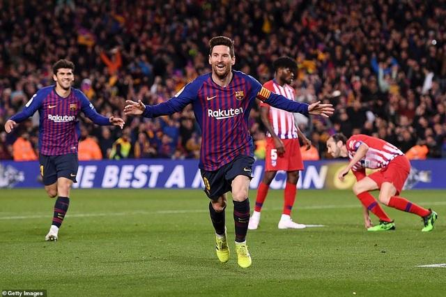 Atletico - Barcelona: Ngày về của Griezmann - 3