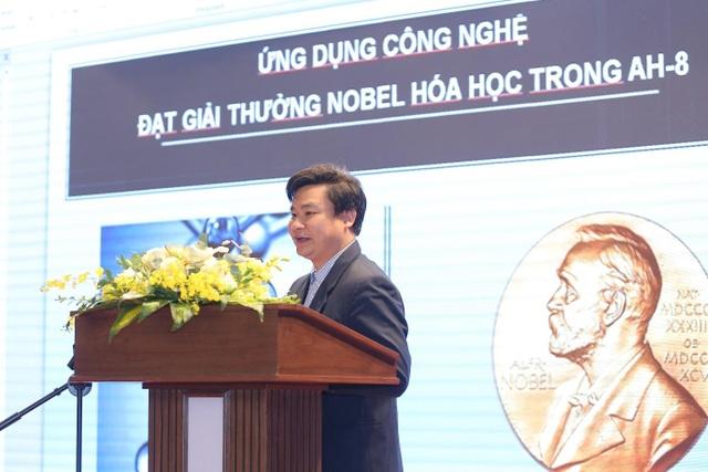 Chuyên gia Đại học Y Hà Nội giới thiệu công nghệ chống nhăn từ giải Nobel - 1