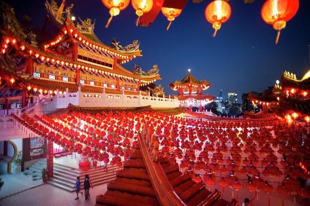 Đa sắc màu cách đón Tết tại các quốc gia châu Á - 1