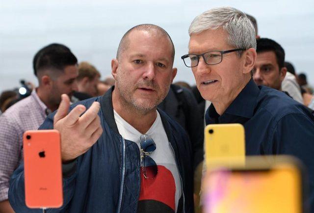 """""""Thiên tài thiết kế"""" Jony Ive chính thức rời Apple - 1"""