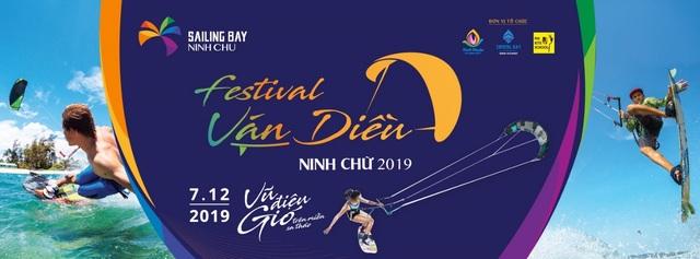 """""""Đại tiệc"""" lướt ván diều quốc tế tại biển Ninh Chữ - 2"""
