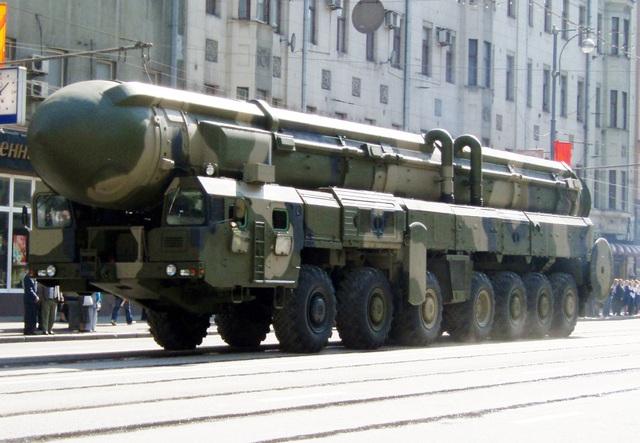 Video siêu tên lửa đạn đạo Nga rời bệ phóng tiêu diệt mục tiêu cách 2.100 km - 1