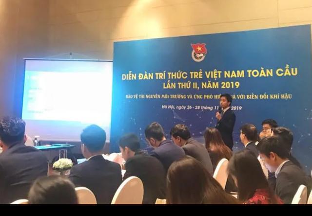 Khát vọng cống hiến cho đất nước của trí thức trẻ Việt trên thế giới - 1