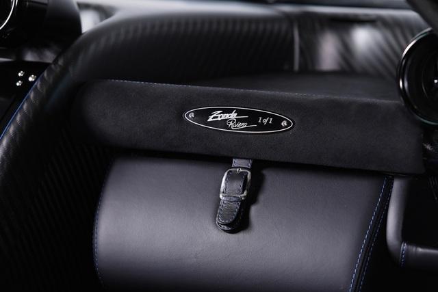 Cận cảnh siêu xe Pagani Zonda Riviera độc nhất giá 5,5 triệu USD - 14