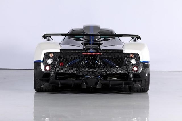 Cận cảnh siêu xe Pagani Zonda Riviera độc nhất giá 5,5 triệu USD - 5