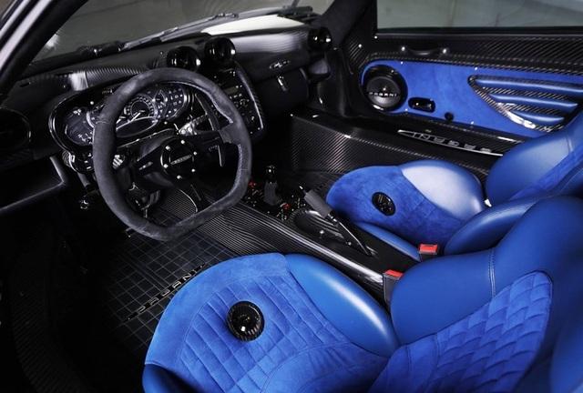 Cận cảnh siêu xe Pagani Zonda Riviera độc nhất giá 5,5 triệu USD - 9