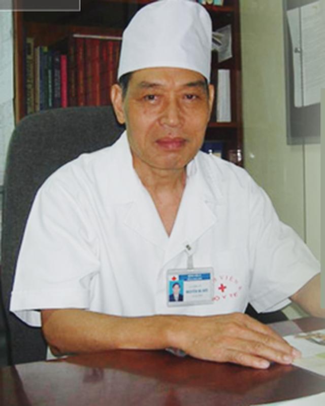 GS.TS. Nguyễn Bá Đức                             Nguyên Giám đốc Bệnh viện K Trung ương, Phó Chủ tịch Hội ung thư Việt Nam                             Chuyên gia về bệnh học ung thư