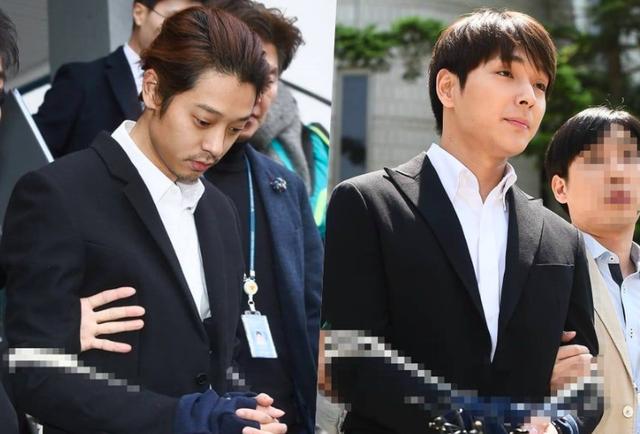 """Bê bối cưỡng dâm tập thể của Hàn Quốc: Jung Joon Young và Choi Jong Hoon lĩnh án """"bóc lịch"""" - 1"""