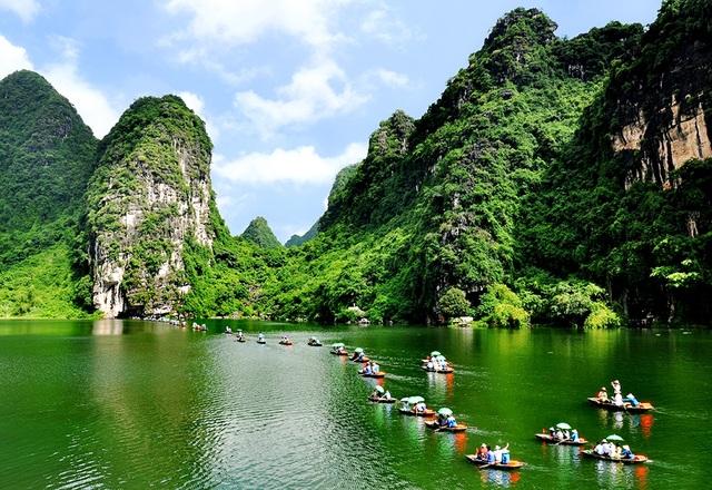 Du lịch Ninh Bình phấn đấu đón gần 7,8 triệu lượt khách năm 2020 - 2