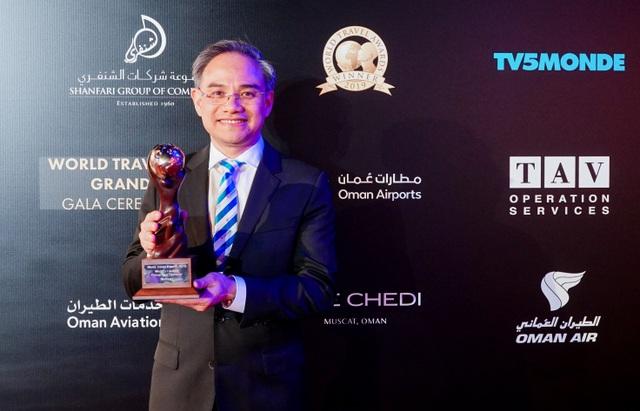 Vietravel lần thứ 3 liên tiếp được vinh danh tại World Travel Awards 2019 - 2