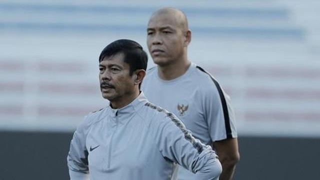 HLV Indonesia dồn toàn lực để chạm trán với U22 Việt Nam - 1