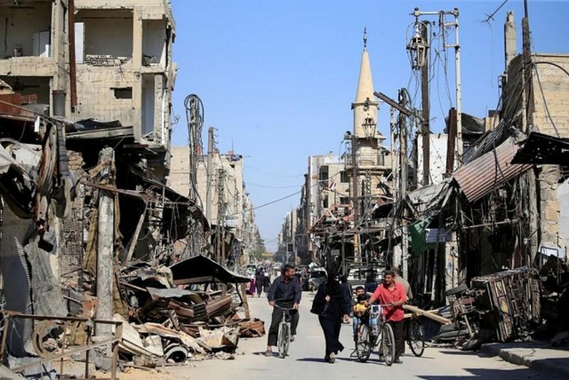Trung Đông - Quả bom hẹn giờ không phát nổ, sự êm đềm dối trá - 1