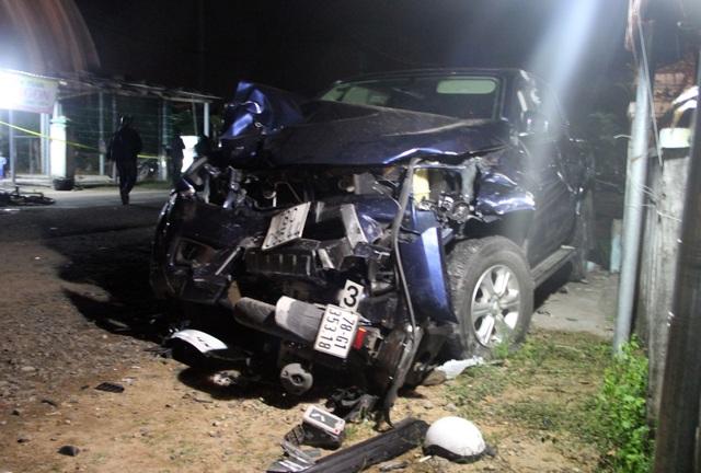 Vụ xe bán tải gây tai nạn làm 4 người chết: Khởi tố, bắt tạm giam tài xế - 1