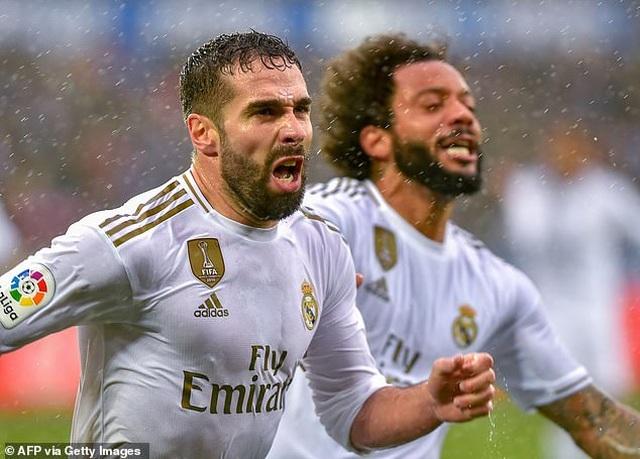 Ramos tỏa sáng, Real Madrid tạm chiếm ngôi đầu bảng La Liga - 5