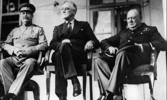 Chiến dịch của tình báo Liên Xô đập tan âm mưu ám sát 3 lãnh đạo thế giới - 1