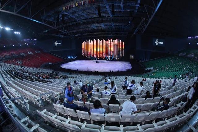 Lễ khai mạc SEA Games 30 ấn tượng với âm nhạc sôi động - 20