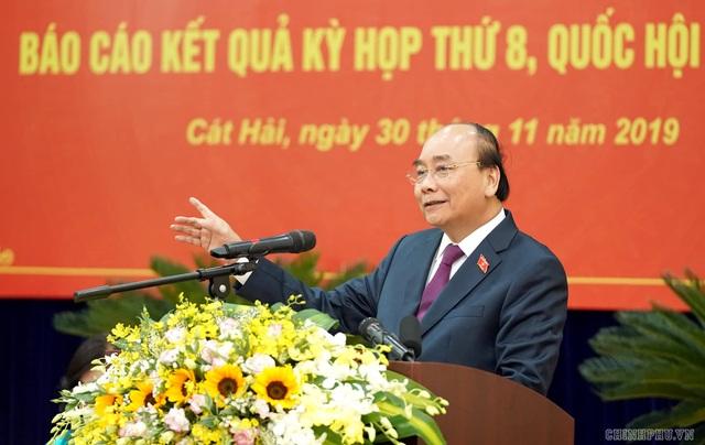 Thủ tướng: Phát triển kinh tế mà không phát triển văn hóa là mới đi một chân!  - 2