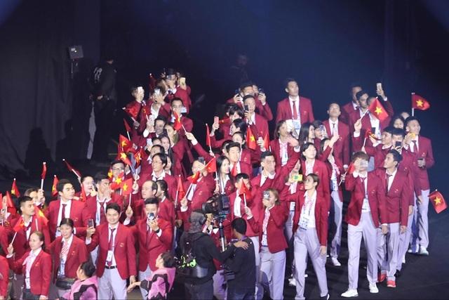 Lễ khai mạc SEA Games 30 ấn tượng với âm nhạc sôi động - 5