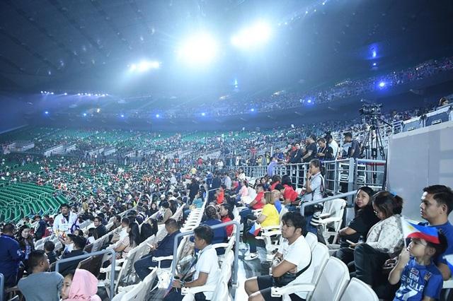 Lễ khai mạc SEA Games 30 ấn tượng với âm nhạc sôi động - 12