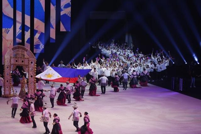 Lễ khai mạc SEA Games 30 ấn tượng với âm nhạc sôi động - 2