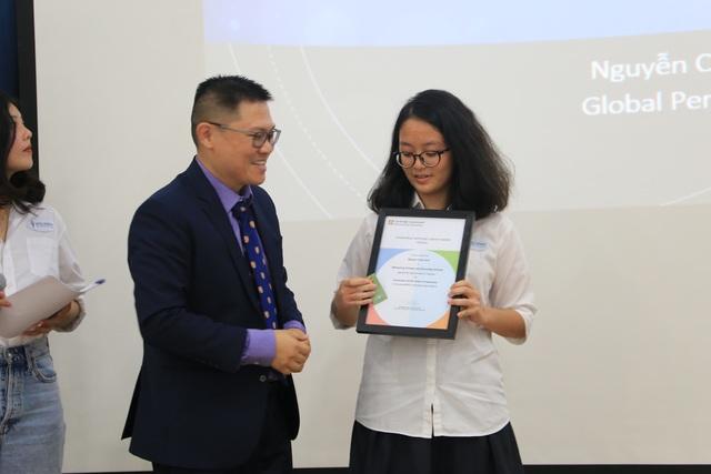 Ngưỡng mộ bảng thành tích của 3 học sinh đoạt giải cao nhất quốc gia kỳ thi IGCSE - 4