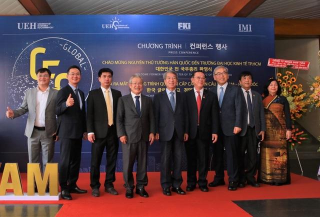 Nguyên Thủ tướng Hàn Quốc: Giáo dục ĐH phải thúc đẩy sáng tạo và tư duy phản biện của sinh viên - 2