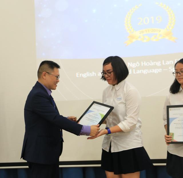 Ngưỡng mộ bảng thành tích của 3 học sinh đoạt giải cao nhất quốc gia kỳ thi IGCSE - 3