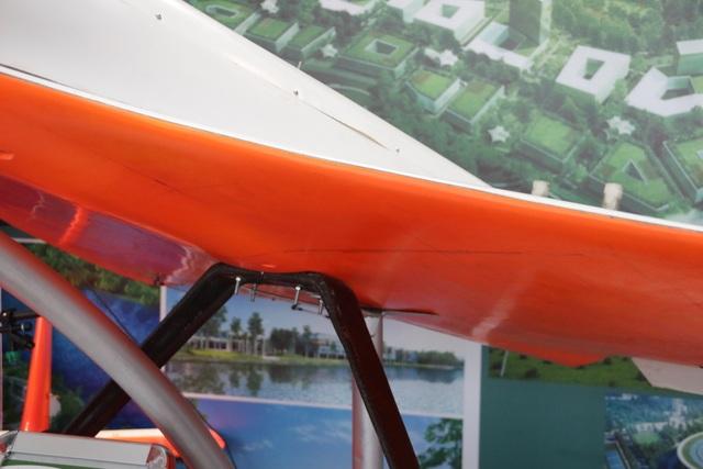 Cận cảnh siêu máy bay không người lái đạt tốc độ 300km/h - 3